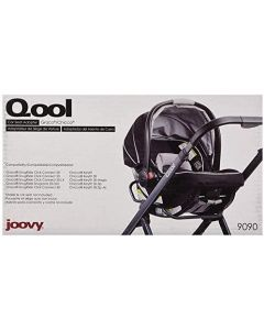 JOOVY Qool Car Seat Adapter, Graco/Chicco