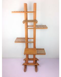 Wooden Plant Rack 6 Tier