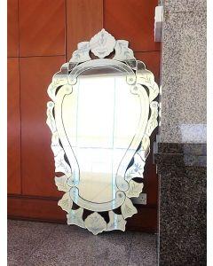 Classic Venetian-Inspired Style Wall Mirror