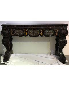 Vintage Rosewood Altar Table