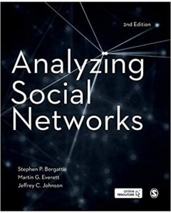 Analyzing Social Networks Second Edition