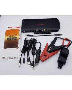 PUSHIDUN K66 MULTI-FUNCTION JUMP STARTER POWERBANK 180000mAh