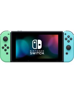 Nintendo Switch Console Animal Crossing