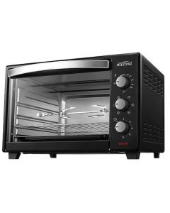 Mistral Electric Oven, Black, 45 L