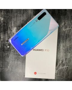 HUAWEI P30 HANDPHONE128GB/RAM 8GB/CRYSTAL