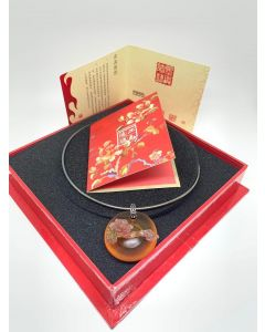 琉璃工方 Liuli gongfang Necklace