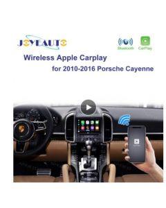 JOYEAUTO Wireless Apple Carplay for Porsche Cayenne