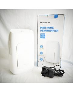 HOMEMAXS Mini Home Dehumidifier, 300ml