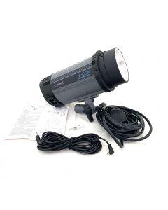 FLASH LAMP-ELEC/BLK