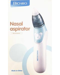 Bichiro 2 in 1 Nasal Aspirator and Wax Remover