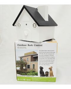 OUTDOOR BARK DETERRENT