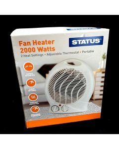 Fan Heater 2000 Watts