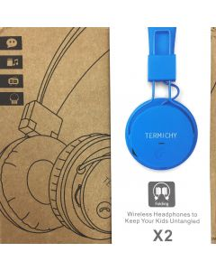 Termichy Wireless Headphones Model X2