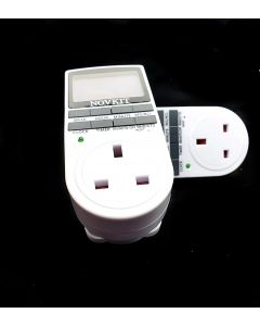 DIGITAL TIMER SWITCH - PACK OF 2