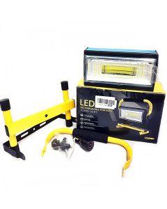 LED FLOOD LIGHT-RECHARGE
