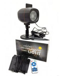 Christmas LED Projection Light