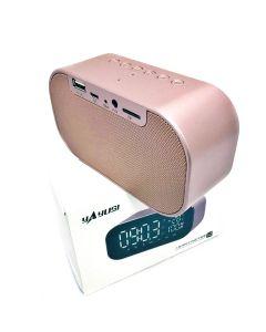 ALARM CLOCK-BT SPEAKER