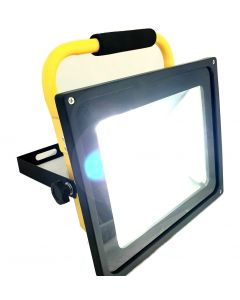 LED FLOODLIGHT 50W RECHARGHABLE