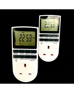 TIMER SWITCH-2 PACK