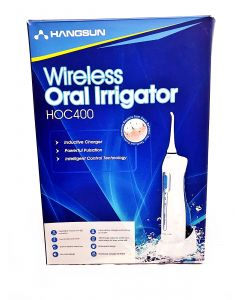 WIRELESS ORAL IRRIGATOR