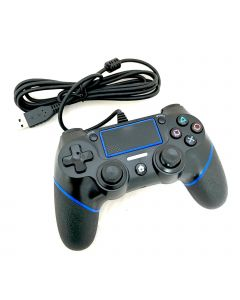 GAMING CONTROLLER WIRED USB BLACK