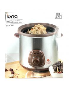 Iona GLSC850 Auto Slow Cooker 8.5l