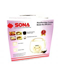 0.63L Rice & Porridge Cooker