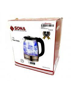 SONA Glass Kettle, 1.7L, (SK 5050)