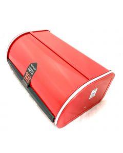 Brabantia Roll Top Bread Bin, Passion Red