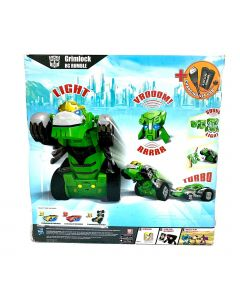 """""""Dickie Toys Transformers Rc Rumble Grimlock  Ready To Run"""""""