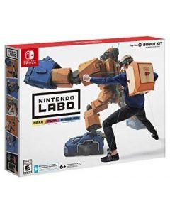 NINTENDO Labo: Toy-Con 02 Robot Kit, Nintendo Switch