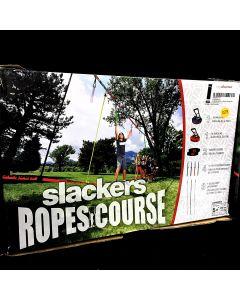 slackers Extreme Ropes Course Ninjaline