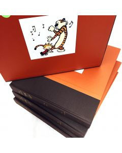 The Complete Calvin and Hobbes [Box Set] Hardcover – September 6, 2005
