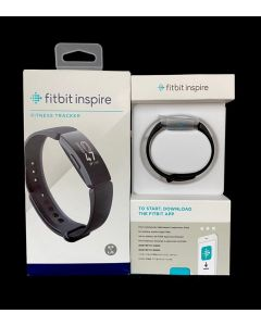 Fitbit Inspire Health and Fitness Tracker with Auto-Exercise Recognition, 5 Day Battery, Sleep and Swim Tracking, Black