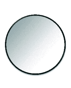 24-INCH ROUND WALL MIRROR