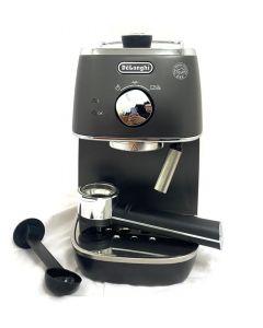 De'Longhi Distinta Pump Espresso Coffee Maker ECI341.BK (200V-240V) - Black
