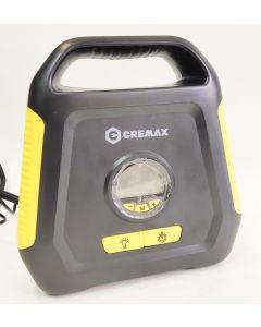 CREMAX Portable Tire Inflator