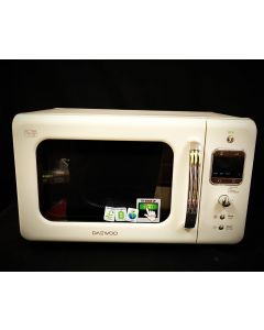 DAEWOO MICROWAVE OVEN RETRO STYLE
