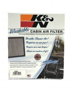 CABIN AIR FILTER CLEANS