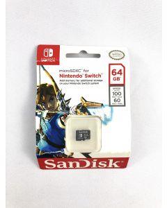 64GB MICROSDXC CARD TORN BOX
