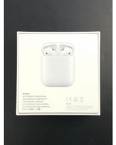 AIRPODS WITH WIRELESS CHARGING CASE