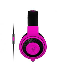 RAZER KRAKEN MOBILE ANALOG MUSIC GAMING HEADPHONE - NEON PURPLE