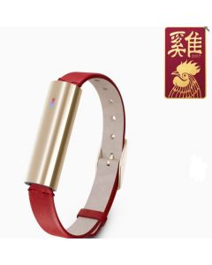 Misfit Wearables MIS1008 Fitness Tracker for Universal/Smartphones - Red