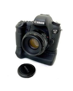 Canon 6D Mark I DSLR Camera