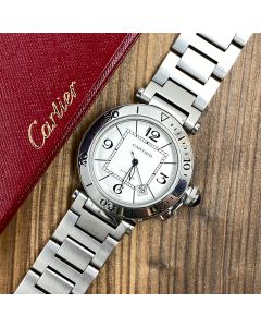 CARTIER 2790 AUTOMATIC WATCH
