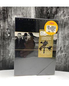 THE JOSHUA TREE U2 CD BOXSET ENGLISH/2CD/1DVD