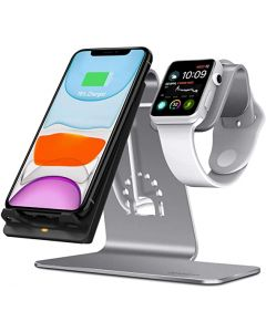 Bestand 2 in 1 Phone Wireless Charging Stand & Apple Watch Charging Stand Holder