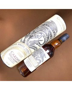 CARDHU GOLD RESERVE GAME OF THRONES LIMITED EDITION WHISKY 700ML
