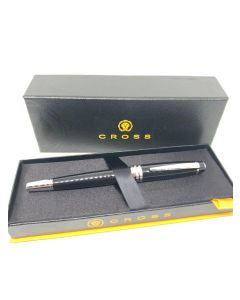 CROSS Fountain Pen (Black Laquer)