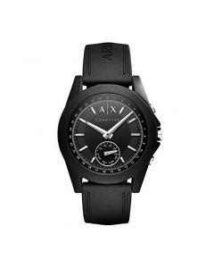 Armani Exchange Hybrid Watch Analog Black Dial Watch - AXT1001